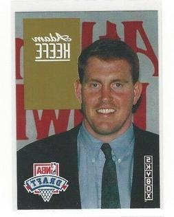 1992-93 SKYBOX BASKETBALL DRAFT PICKS INSERT SINGLES