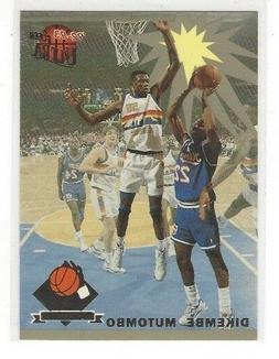 1992-93 ULTRA BASKETBALL REJECTORS INSERT SINGLES