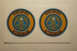 DENVER NUGGETS  DIY Stickers Decals GREAT for YETI
