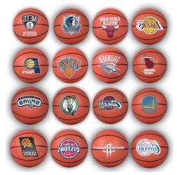 "NEW 2015 NBA MINI 2"" BASKETBALL BALL GIFT SOUVENIR CAKE TOPP"