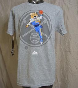 adidas NBA Youth Denver Nuggets Basketball Shirt NWT $20 M,L
