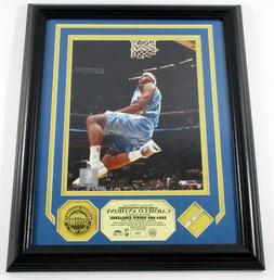 Carmelo Anthony Game Used Collection Photo Net Coin Highland