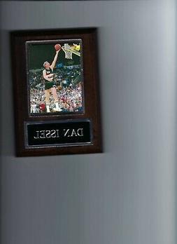 DAN ISSEL PLAQUE DENVER NUGGETS BASKETBALL NBA