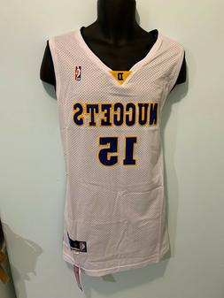 Denver Nuggets 15 Dominique Wilkins NBA Hardwood Classic Jer