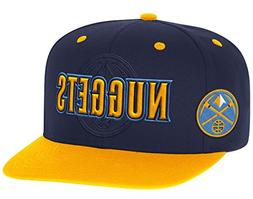 Denver Nuggets Adidas 2016 NBA Draft Day Authentic Snap Back