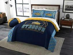 denver nuggets 3 pc full queen size