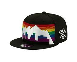 Denver Nuggets New Era 9FIFTY NBA City Edition Snapback Cap