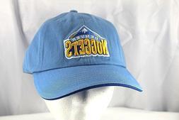 Denver Nuggets BasketBall Blue  Baseball Cap Adjustable