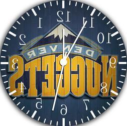 Denver Nuggets Wall Clock F67