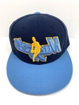 Denver Nuggets Cap Official NBA Classic Logo Hat Snapback Vi