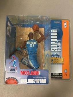 "Denver Nuggets CARMELO ANTHONY 8"" NBA McFARLANE TOYS ACTION"