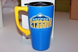Spoontiques Denver Nuggets Ceramic Travel Mug 12748 New 20 o