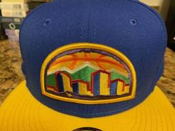 Denver Nuggets City Series Skyline Edition Baseball Hat Snap