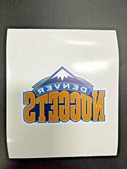 Denver Nuggets Cornhole Board Decal NBA Logo Car Vehicle Sti