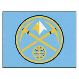 Denver Nuggets Doormat Carpet Area Rug
