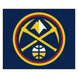 Denver Nuggets Economy 5 Foot x 6 Foot Mat