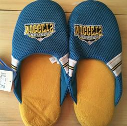 Denver Nuggets House Slippers Size Large NBA