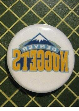 GOLF / Denver Nuggets Logo Golf Ball Marker New!!