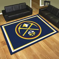 denver nuggets nba area rug floor carpet