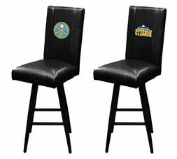 denver nuggets nba bar stool swivel 2000