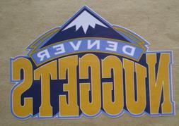 Denver Nuggets NBA Decal Stickers Team Logo Design -  Your C
