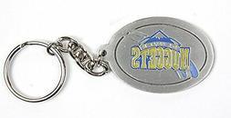 Denver Nuggets NBA Keychain & Keyring - Pewter