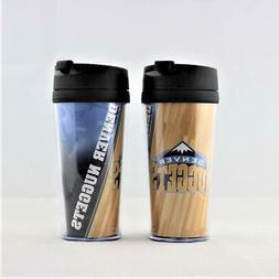 Denver Nuggets NBA Licensed Acrylic Tumbler Coffee Mug w/wra