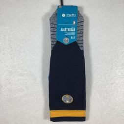 Denver Nuggets Stance NBA Socks Casual Arena Core  X-Large M