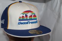 Denver Nuggets New Era NBA HWC Basic Logo 59Fifty,Hat,Cap