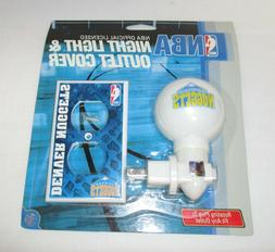 Denver Nuggets Night Light and Outlet Cover NBA NEW