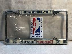 Denver Nuggets Official Licensed Basketball NBA Metal Logo L
