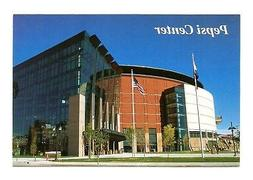 DENVER NUGGETS PEPSI CENTER POSTCARD