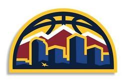 Denver Nuggets Precision Cut Decal