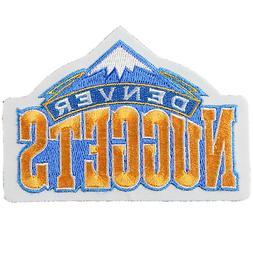 Denver Nuggets Primary Team Logo Jersey Patch Emblem NBA Off