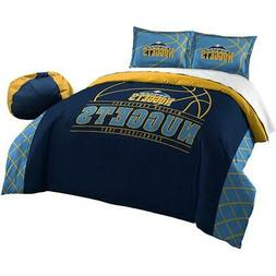 denver nuggets reverse slam full queen comforter