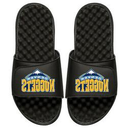 Denver Nuggets Slides ISlide Primary Adjustable Sandals