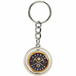 Denver Nuggets Spinner Key Ring