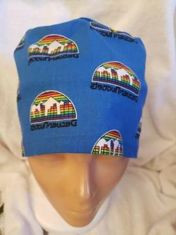 DENVER NUGGETS       SURGICAL SCRUB CAP