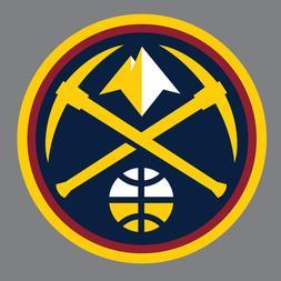 Denver Nuggets Vinyl Sticker / Decal * Basketball * NBA * We