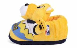 Happy Feet Mens and Womens NBA Mascot Slippers