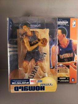 Juwan Howard Denver Nuggets NBA McFarlane Action Figure NIB