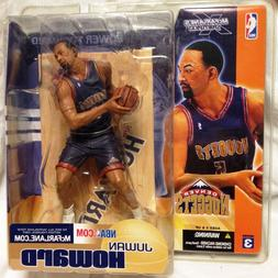 Juwan Howard Denver Nuggets NBA McFarlane Action Figure NIB