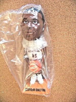 2001 denver nuggets antonio mcdyess bobblehead doll