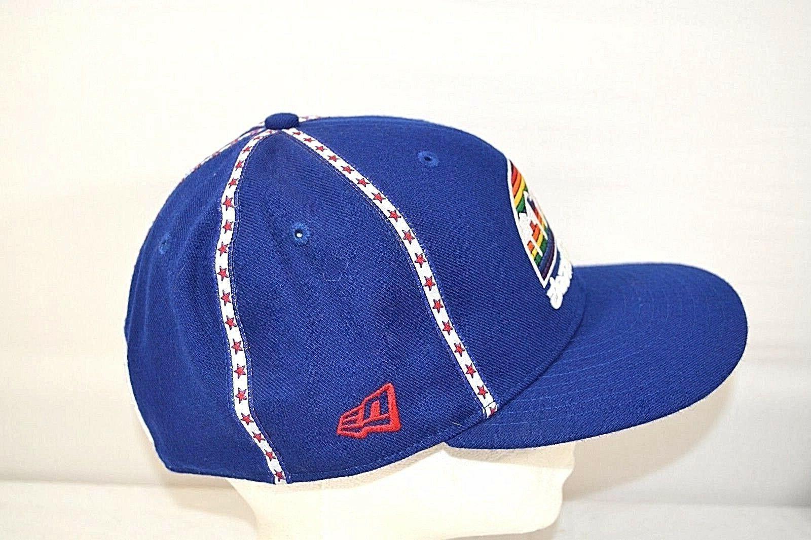 Denver Nuggets Ball Blue Baseball Cap 7-1/4 New