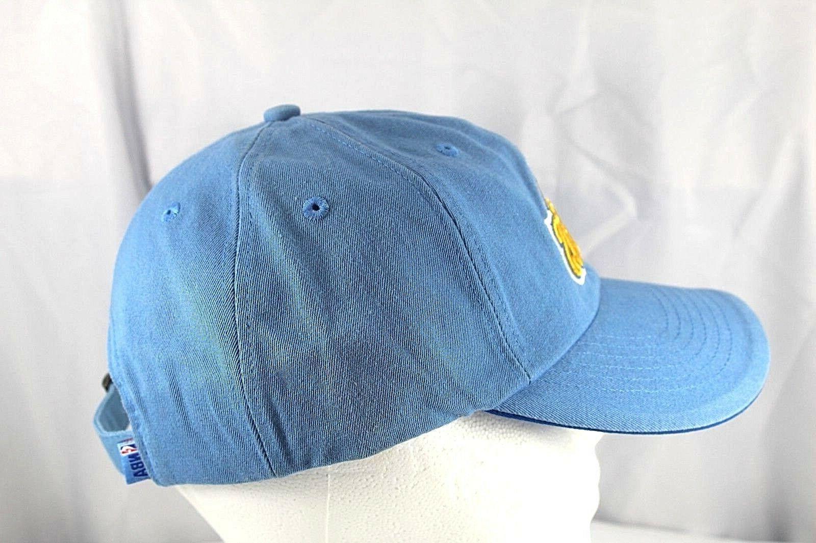 Denver Nuggets Baseball Cap Adjustable