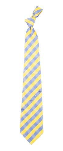 Denver Nuggets Check Poly Necktie