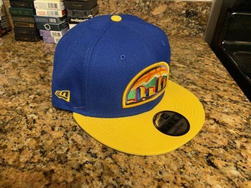 Denver Skyline Edition Baseball Hat Snapback
