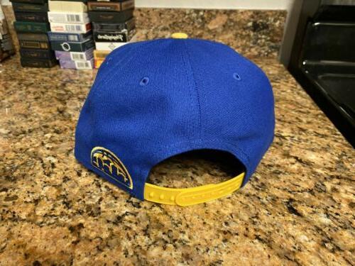 Denver Nuggets Series Skyline Edition Baseball Hat Snapback