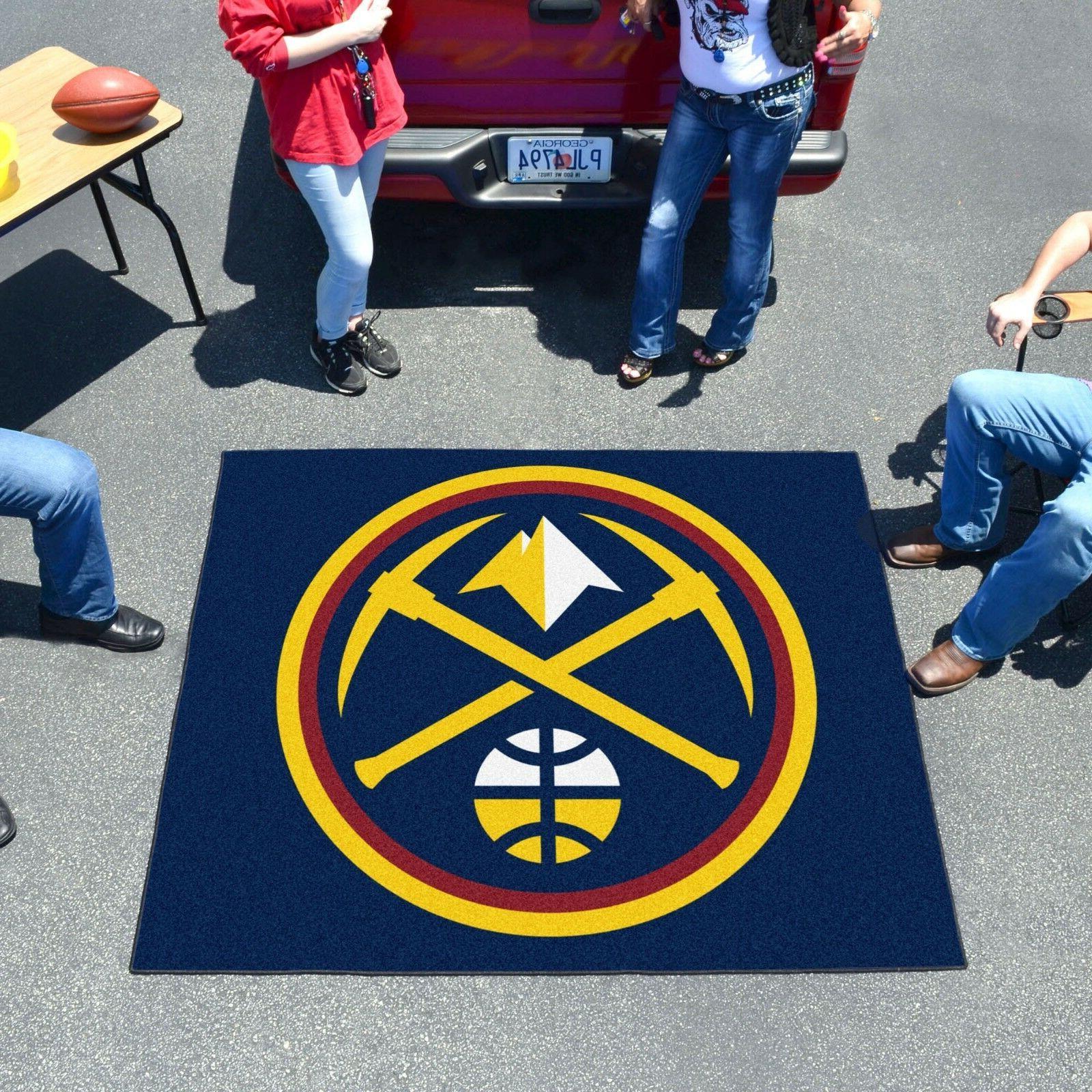 Denver Nuggets Economy 5 Foot Mat