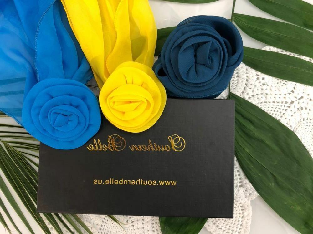 denver nuggets flower clip scarf woman belt